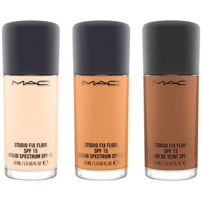 MAC Studio Fix Fluid Foundation Makeup