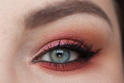 SUGARPILL Feline Fancy Makeup Collection Eyeshadow Palette Makeup Closeup
