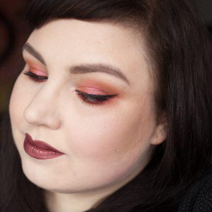 SUGARPILL Feline Fancy Makeup Collection Eyeshadow Palette Makeup Portrait 2