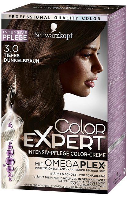 Haarfarben ohne ammoniak schwarzkopf