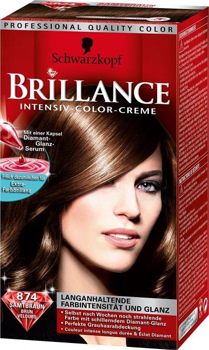 Hellbraun haarfarbe rossmann