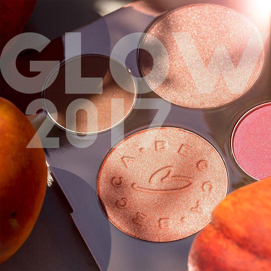 BECCA Chrissy Teigen Glow Face Palette mit neuem Shimmering Skin Perfector