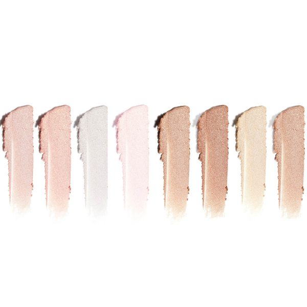 JOUER Powder Highlighter Colors Swatches