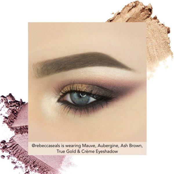JOUER Springtime in Paris Eyeshadow Palette Look 3