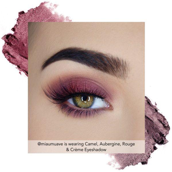 JOUER Springtime in Paris Eyeshadow Palette Look 4