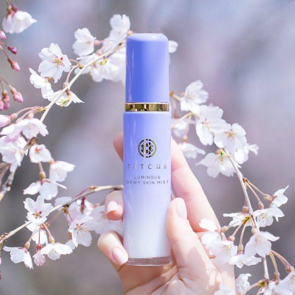 TATCHA Luminous Dewy Skin Mist Setting Spray Ambient