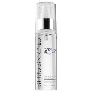 CINEMA SECRETS Moisture Spray + Hydrating Mist