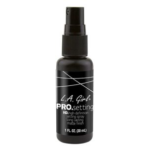 L.A. Girl PRO.setting HD High Definition Matte Finish Setting Spray