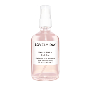 LOVELY DAY Hyaluron + Bloom Glow Boosting Face TonerLOVELY DAY Hyaluron + Bloom Glow Boosting Face Toner