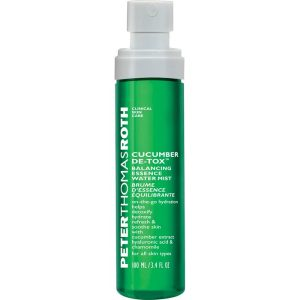 PETER THOMAS ROTH Cucumber-De-Tox Balancing Essence Water Mist