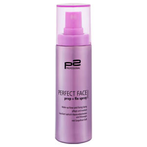 p2 COSMETICS Perfect Face Prep + Fix Spray