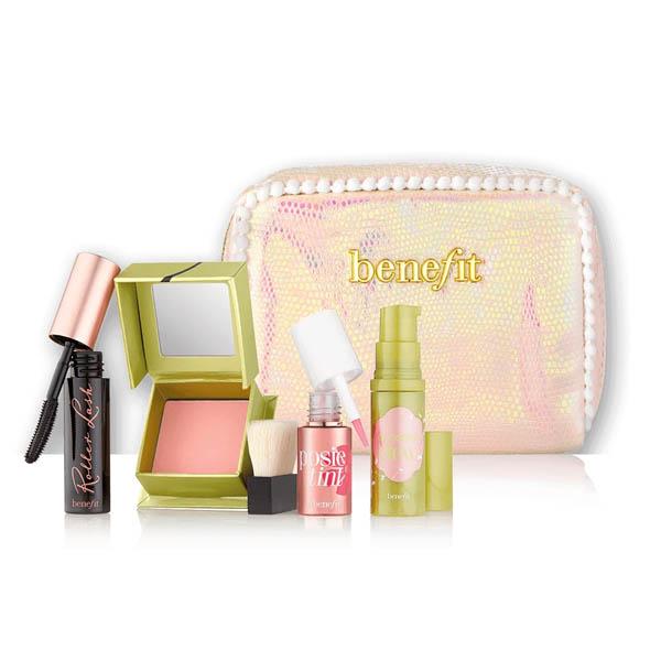 BENEFIT I PINK I Love You Beauty Kit