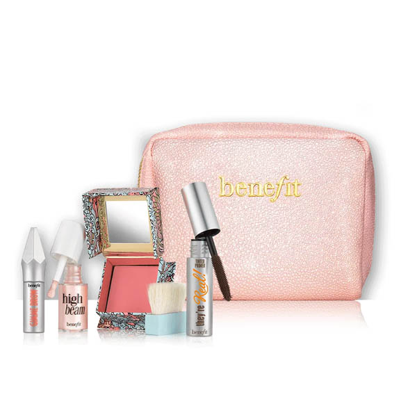 BENEFIT Sunday My Prince Will Come Beauty Kit