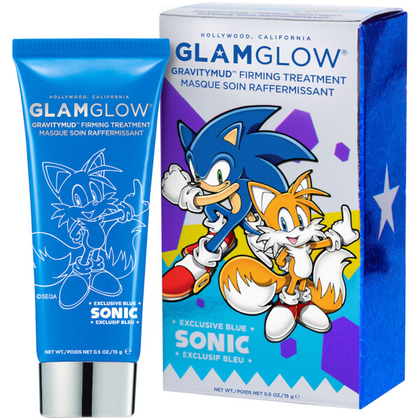 GLAMGLOW Sonic Blue Gravitymud Tails
