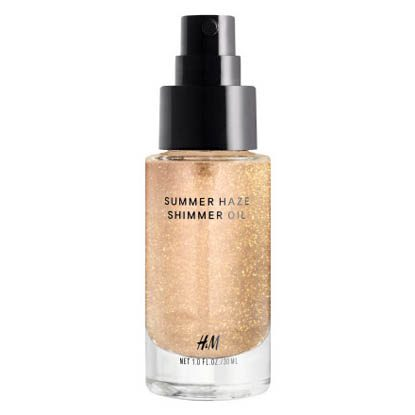 H&M Shimmer Oil Summer Collection 2017