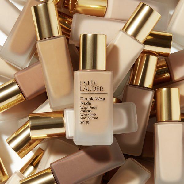 ESTEE LAUDER Double Wear Nude Water Fresh Makeup Foundation Ambient