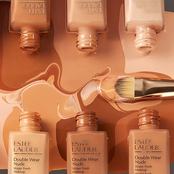 ESTEE LAUDER Double Wear Nude Water Fresh Makeup Foundation Visual