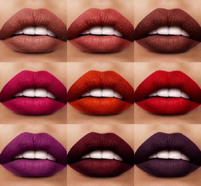 PAT McGRATH LABS MatteTrance Lipstick Swatches Medium