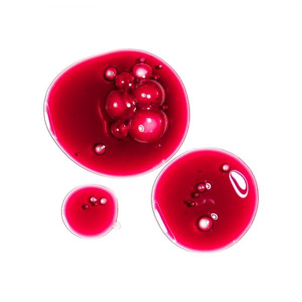 THE ORDINARY AHA 30 BHA 2 Peeling Solution Exfoliant Maske blutrotes Serum kaufen Farbe Textur