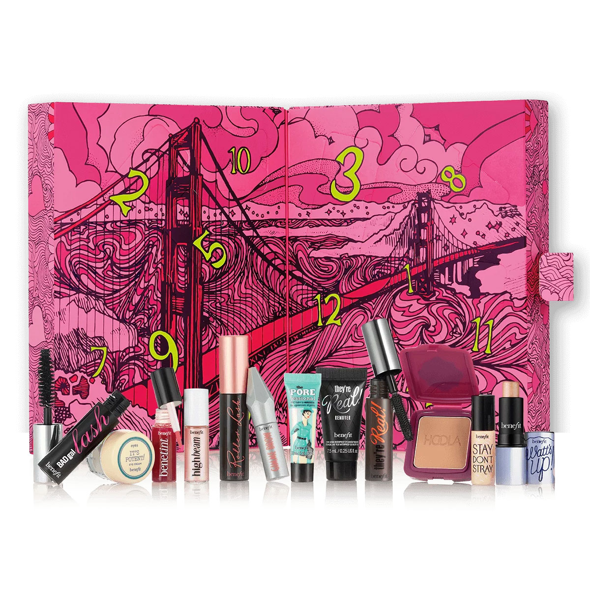 BENEFIT Adventskalender 2017