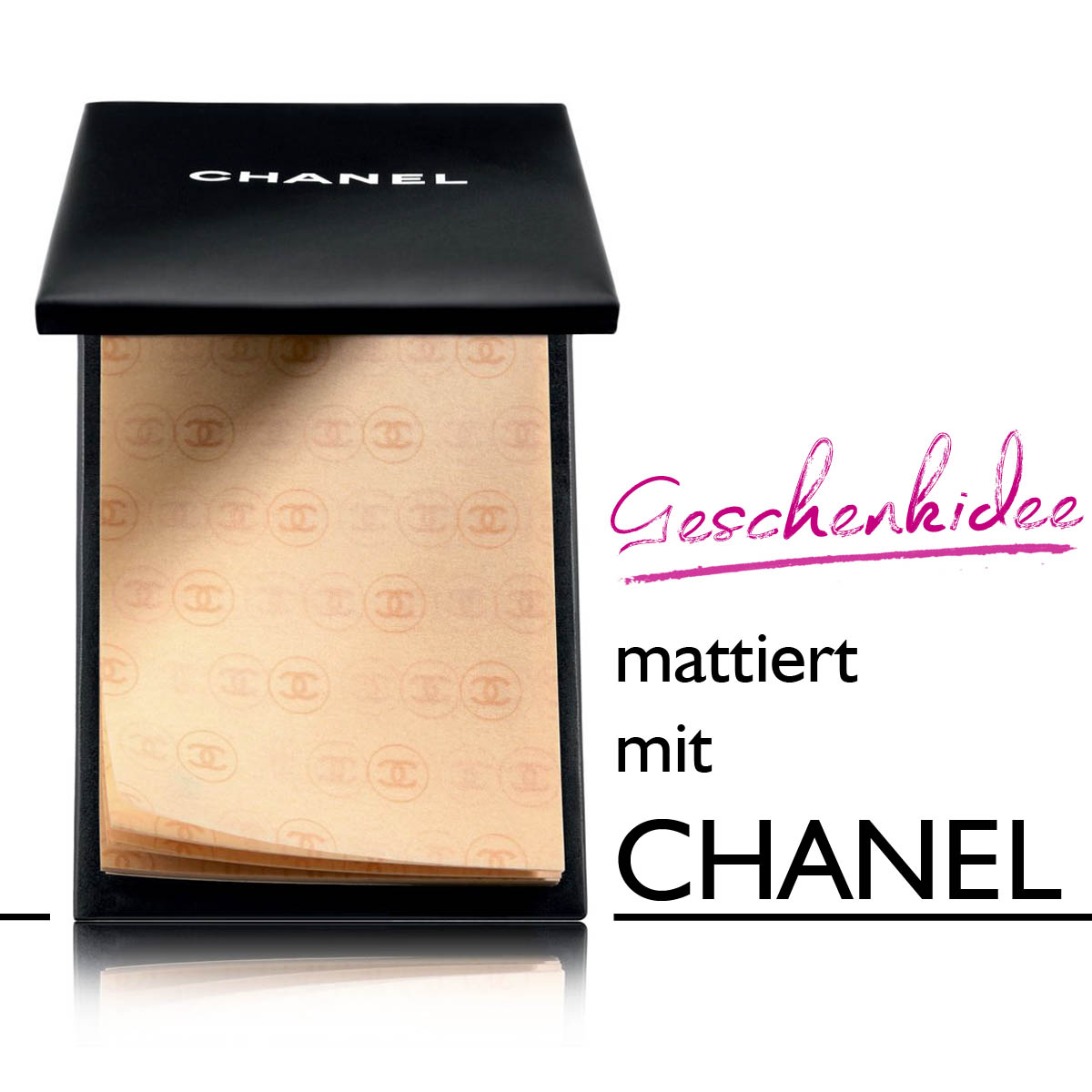 CHANEL Blotting Paper | Papier Matifiant de CHANEL