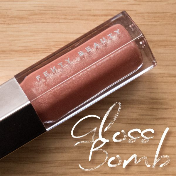 FENTY BEAUTY by Rihanna Fenty Glow Gloss Bomb Lipgloss Review Swatches deutsch-4