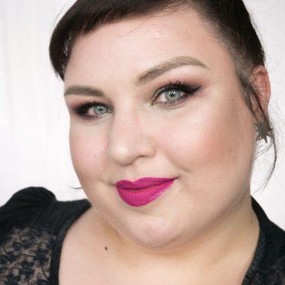 Glitter Lip Liner mit Glitter Base & Lash Glue