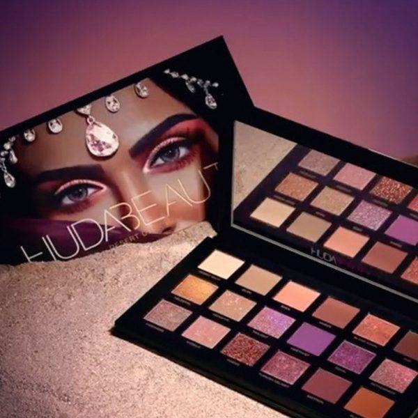HUDA BEAUTY Desert Dusk Eyeshadow Palette Promo