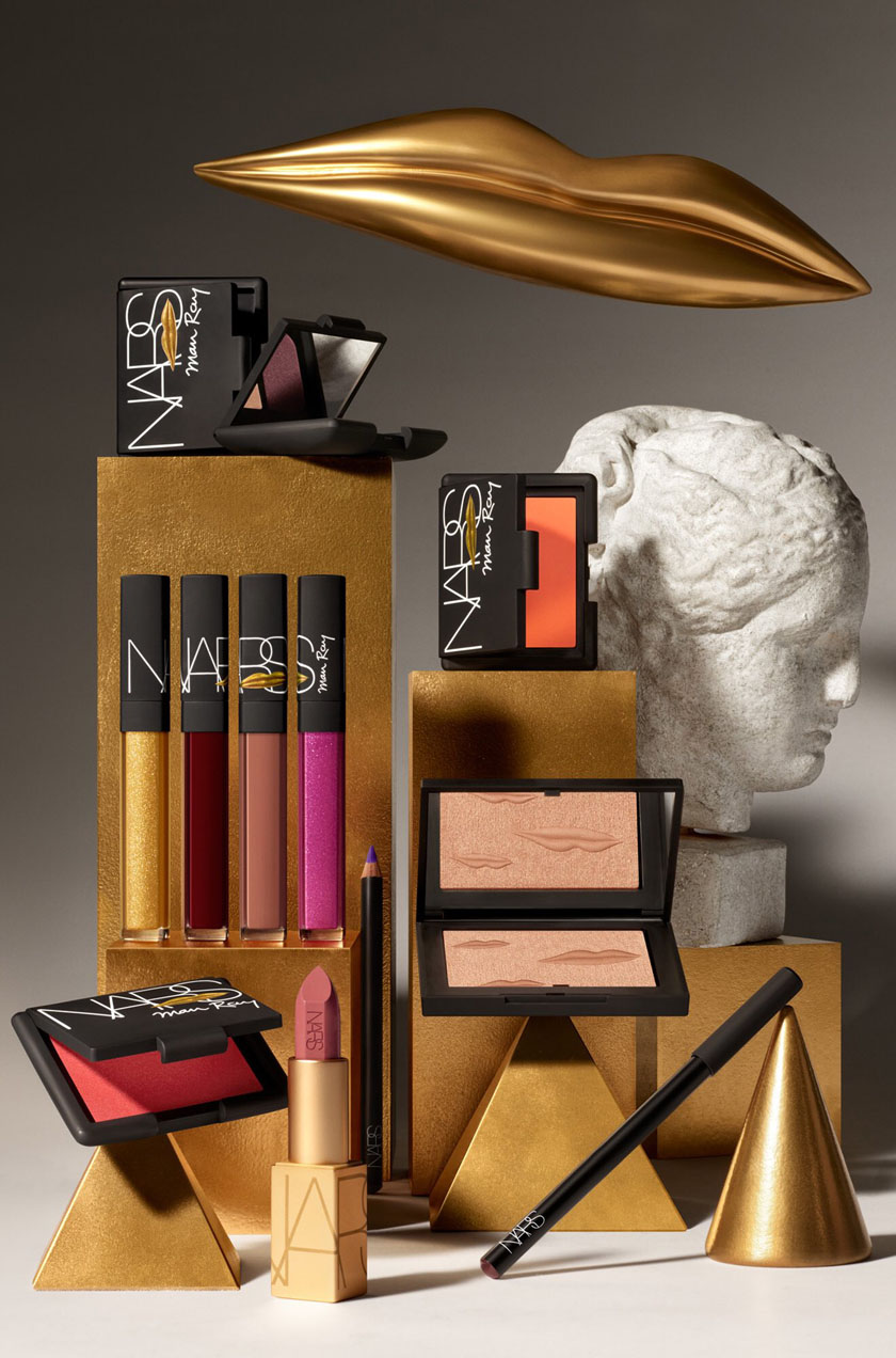 NARS Man Ray Collection Holiday 2017 Ambient
