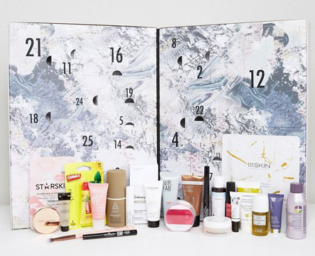ASOS Beauty Adventskalender 2017