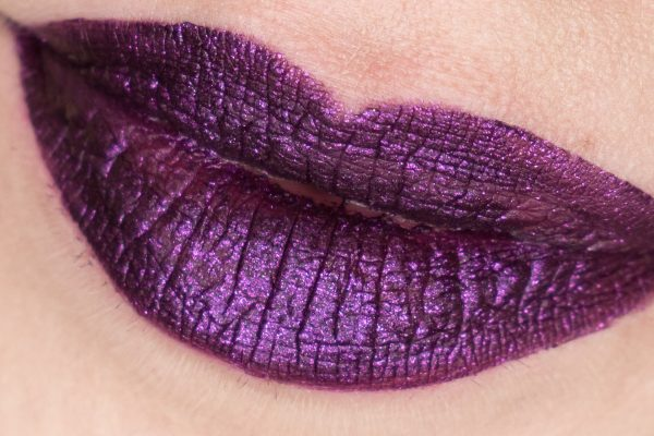 BEAUTY BAKERIE The Grape Life Lip Whip Metallic Liquid Lipstick
