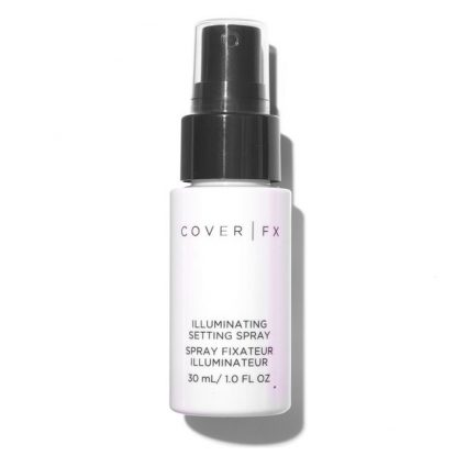 COVER FX Illuminating Setting Spray Travel Size