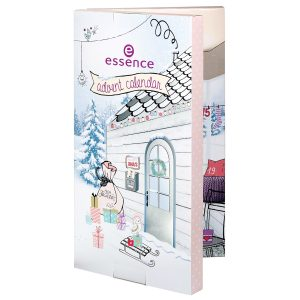 ESSENCE Adventskalender 2017 Makeup Advent Calendar