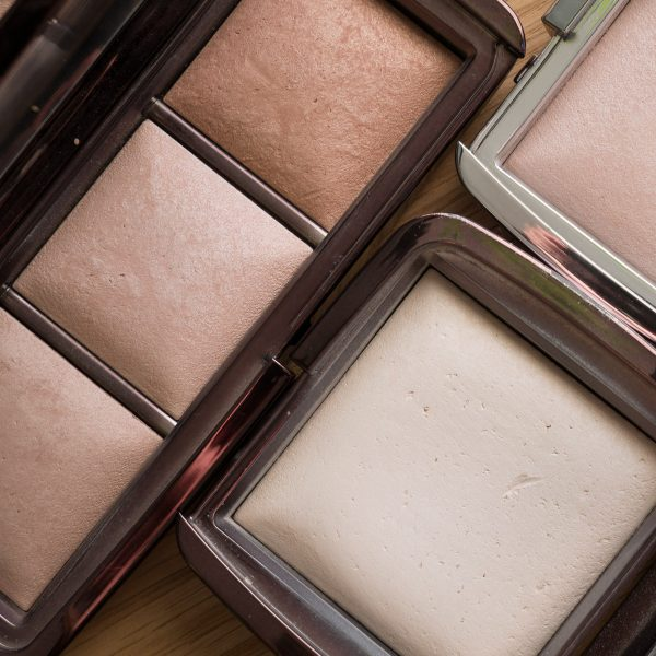 HOURGLASS Ambient Lighting Powder Palette + 'Ethereal Light' + Strobe Lighting 'Incandecent Light'