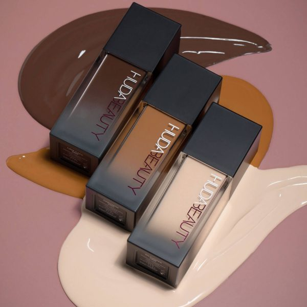 HUDA BEAUTY FauxFilter Foundation Promotion