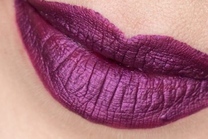 LIME CRIME Posh Metallic Velvetines Liquid Lipstick