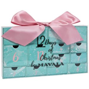 MAVALA 12 Days of Christmas 2017 Advent Calender Adventskalender Beauty Nagellack Nail Polish