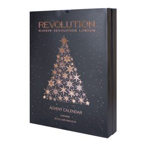 REVOLUTION Makeup Advent Calender 2017 Adventskalender Beauty