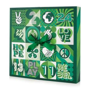 THE BODY SHOP 25 Days Deluxe Adventskalender