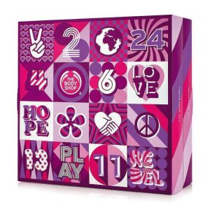 THE BODY SHOP Adventskalender S 2017