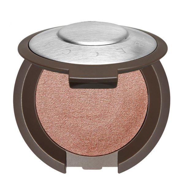 BECCA Shimmering Skin Perfector Pressed Highlighter Mini Rose Gold