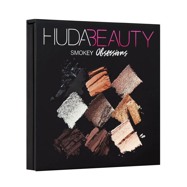 HUDA BEAUTY Smokey Obsessions Palette Packaging
