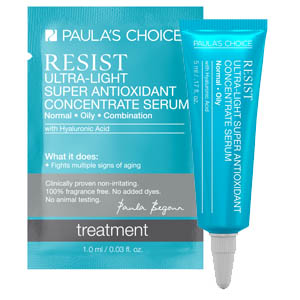 PAULAS CHOICE Resist Ultra-Light Super Antioxidant Concentrate Serum Probe