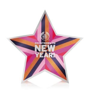 THE BODY SHOP Countdown to New Year Calendar