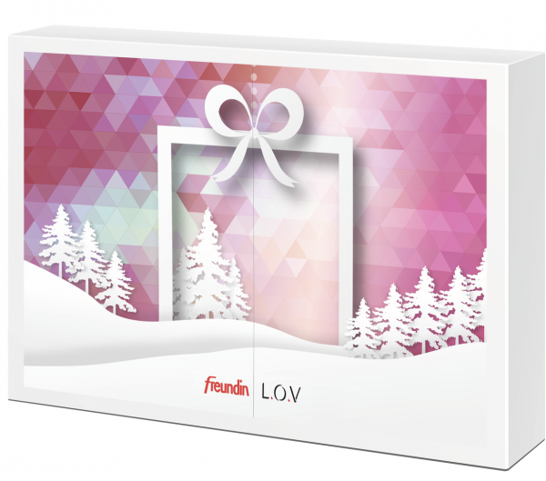 freundin LOV Adventskalender 2017