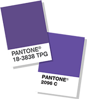 PANTONE Color of the Year 2018 - Ultra Violet - 18-3838 TPG