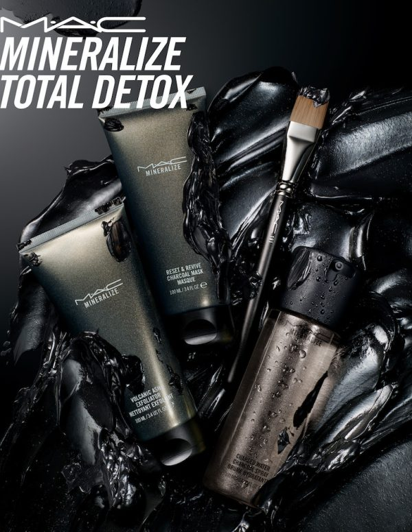MAC Mineralize Total Detox Collection