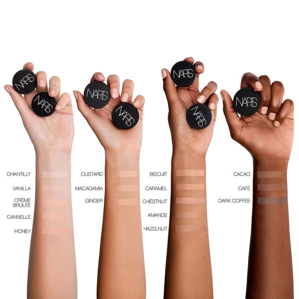 NARS Soft Matte Complete Concealer Swatches Farbvergleich welche Farbe