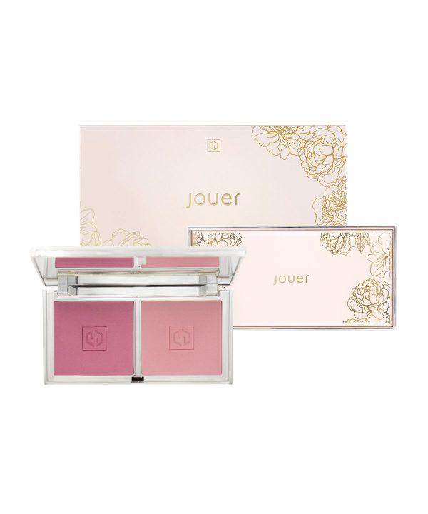 JOUER Coquette Blush Bouquet Dual Rouge Duo Palette kaufen Deutschland