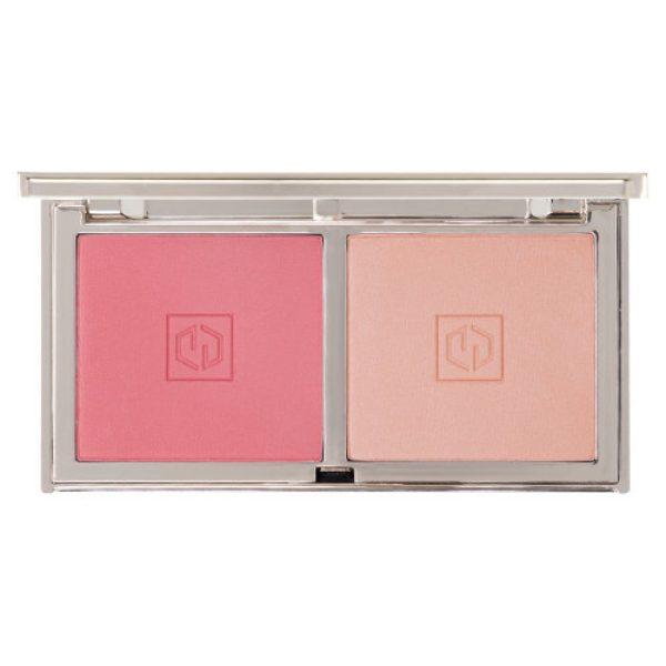 JOUER Flirt Blush Bouquet Dual Rouge Duo Palette